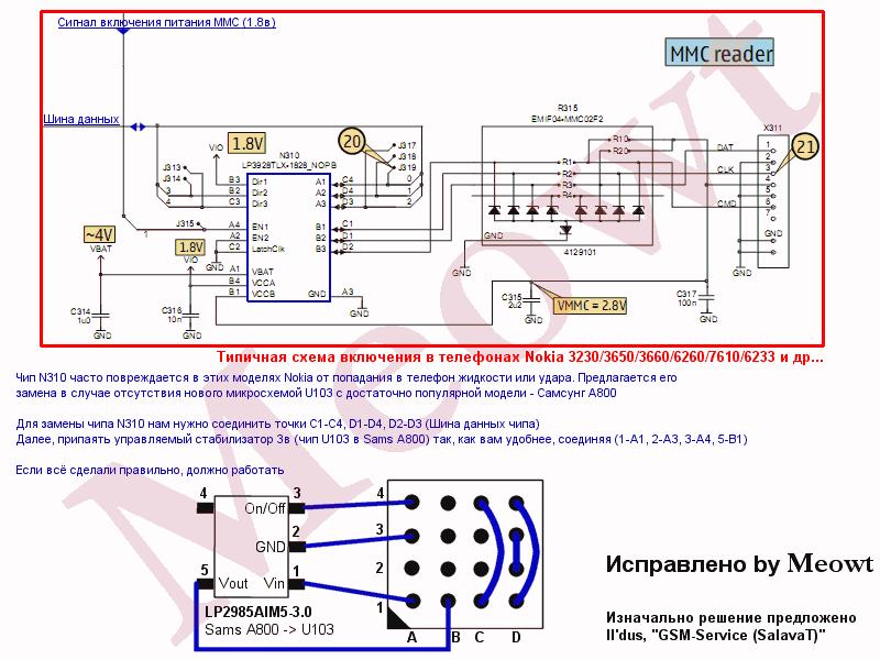 осциллограф структурная схема.